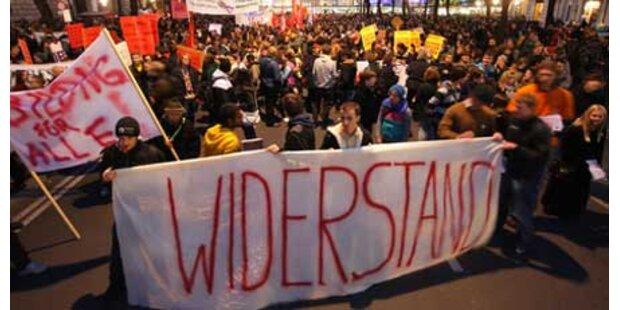 Studentendemo am Samstag in Wien
