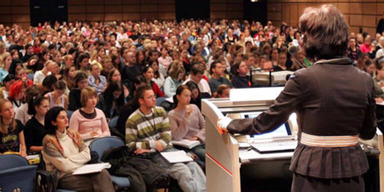 Studiengebühren werden nicht weiter erhöht