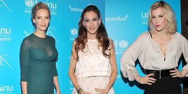 Die Stars beim UNICEF-Ball