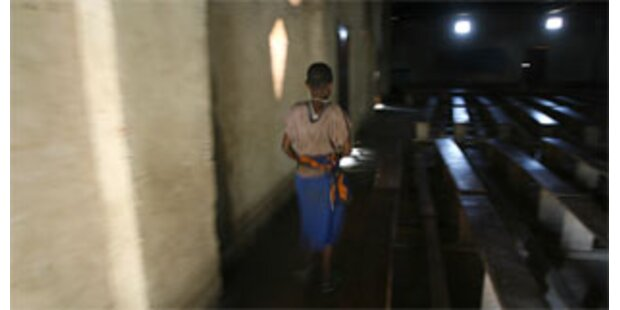 UNICEF-Ernährungszentrum im Ostkongo geplündert