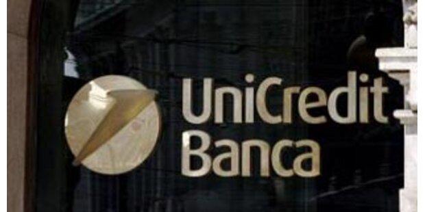 Bankräuber in Italien schenkten Kunden 1.000 Euro