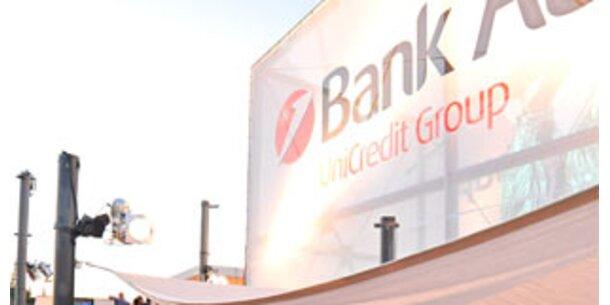 Unicredit streicht 570 Stellen in Österreich