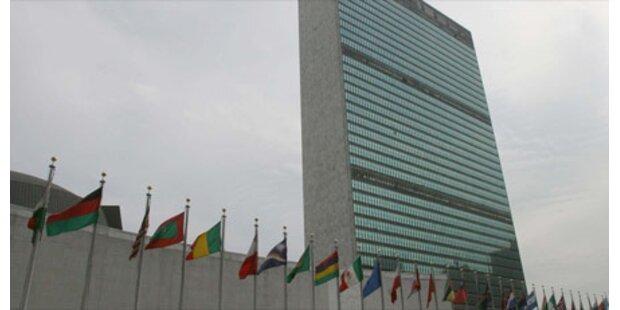 Der UNO fehlen 4,8 Milliarden Dollar