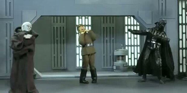 The Force Unleashed II - Robot Chicken