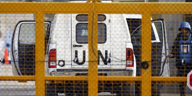 UN-Geisel am Golan nicht zu Ende