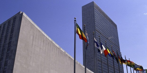 UNO von Korruptionsskandal erschüttert
