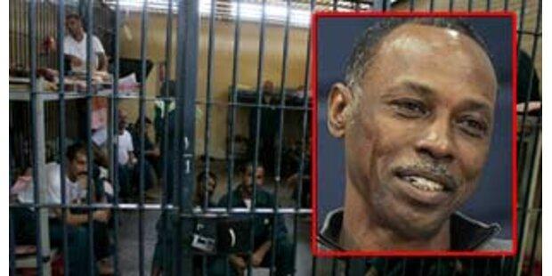 Fast 30 Jahre unschuldig hinter Gittern
