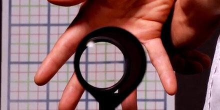 Forscher machen Menschen unsichtbar