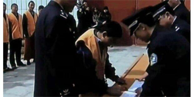 China macht Jagd auf Tibet-Demonstranten