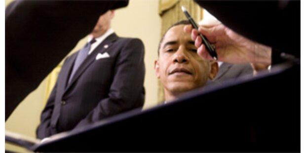 Obama kippt Abtreibungsgesetz aus Reagan-Ära