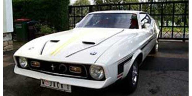 Jacks Mustang - Deadline für eBay-Münchhausen