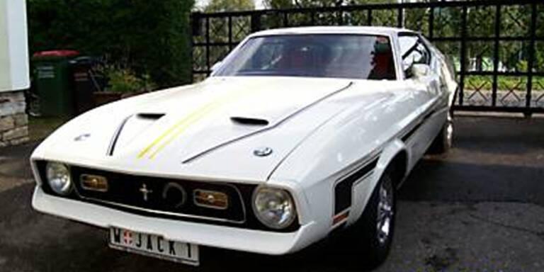 Auto von Jack Unterweger wird auf Ebay versteigert
