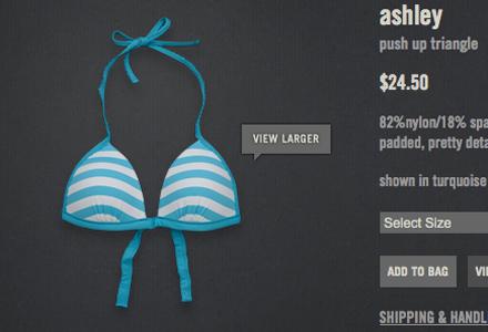 Abercrombie & Fitch: Wirbel um Push-Up-Bikinis für Kinder