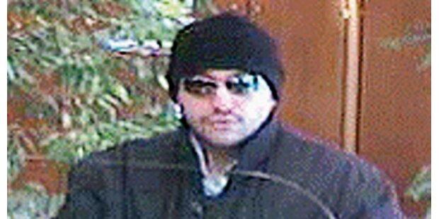 Gangster plünderte Bankfiliale