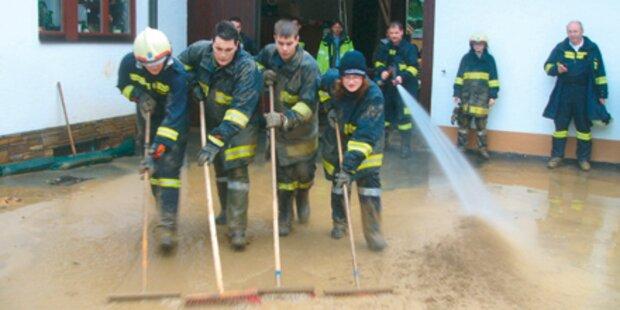 Jährlich 15 Mio. für Hochwasserschutz