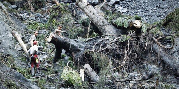 Evakuierungen nach Erdrutsch in Osttirol