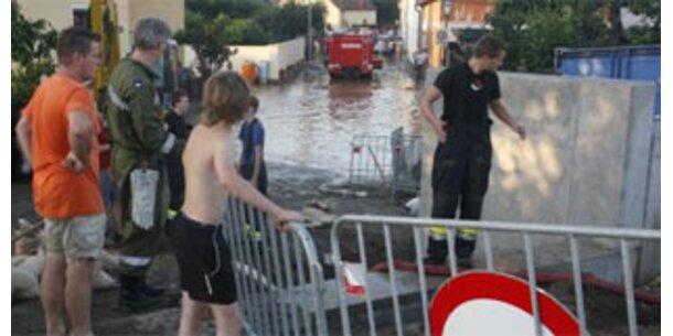 Unwetter verursachen 7,5 Millionen Euro Schaden