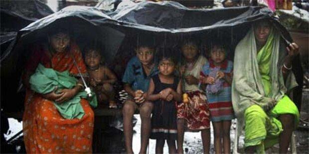 Hunderte Unwetter-Tote in Südostasien