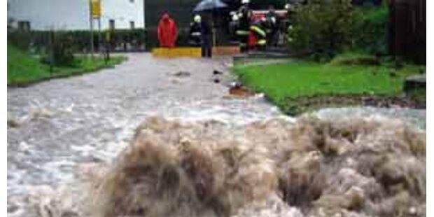 Dauerregen führt zu Überschwemmungen in Süditalien