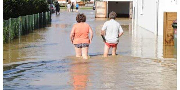 Unwetter: 80 Millionen Schaden