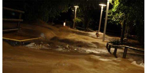 Schwere Unwetter zogen über Österreich
