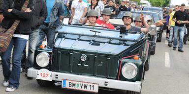 Die GTI-Show in Reifnitz geht weiter