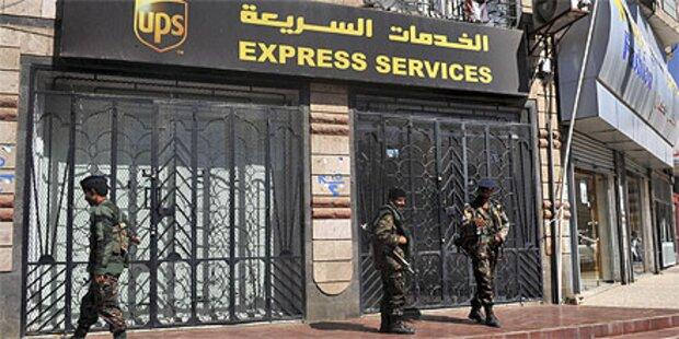 Al-Kaida bekennt sich zu Briefbomben
