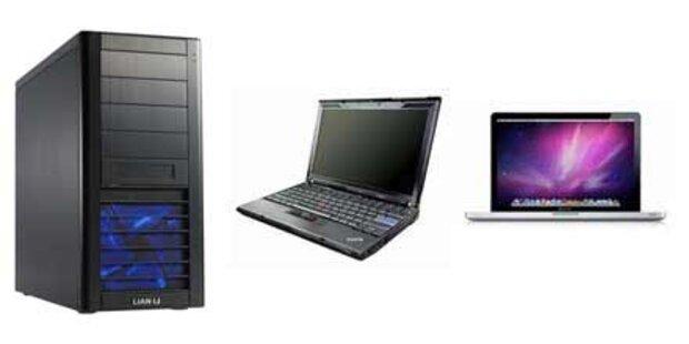 PCs, Note- und Netbooks werden teurer