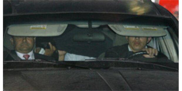 Cousin von Kolumbiens Präsident verhaftet