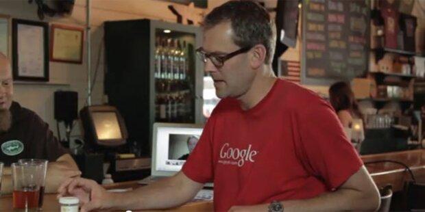 Jetzt gibt es auch noch ein Google-Bier
