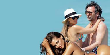Models machen die Hotspots noch heißer