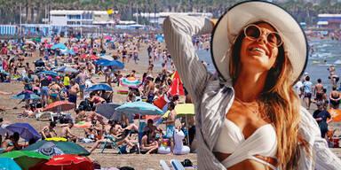 1 Million auf Urlaub im Ausland