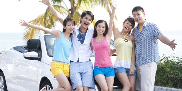 Chinesen sind die neuen Reiseweltmeister