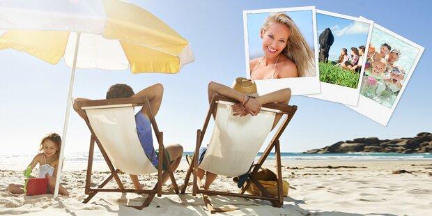 Wir suchen Ihre schönsten Urlaubsbilder
