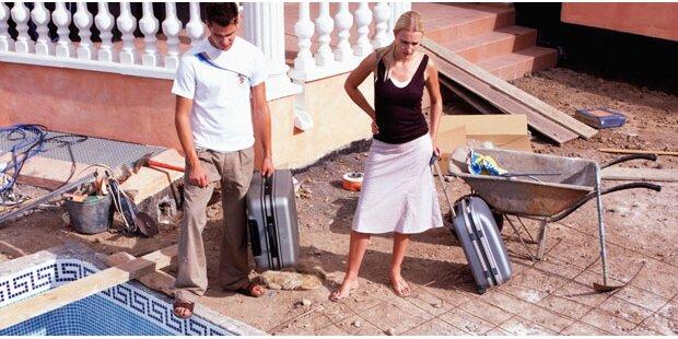 Urlaubsmängel richtig reklamieren