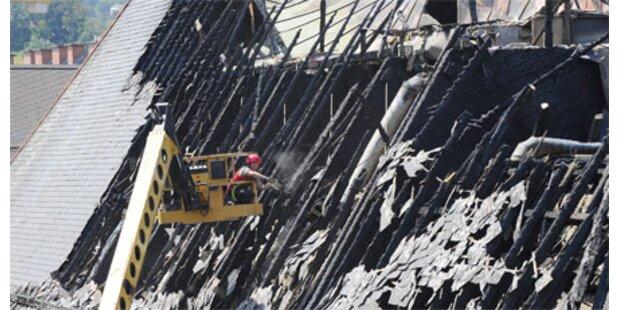 Wiederaufbau von U-Hof auf Hochtouren