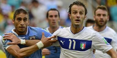 Italien holt gegen Uruguay Platz 3
