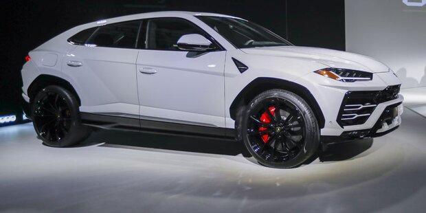 Lamborghini derzeit erfolgreich wie nie