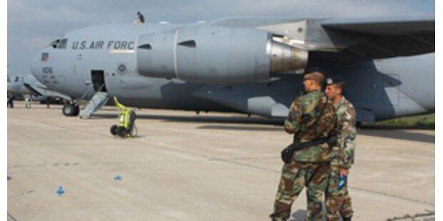 US-Luftwaffe machte lebensgefährliche Fehler