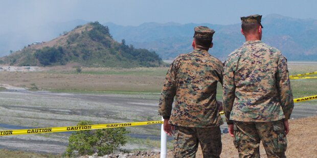 USA zögern Truppenabzug erneut hinaus