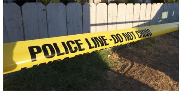 USA: Sechs Tote in Haus gefunden