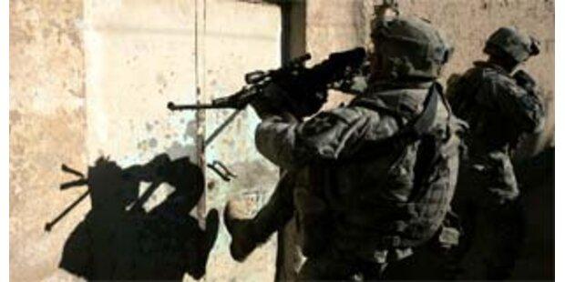 US-Soldat wegen Totschlags an Iraker angeklagt