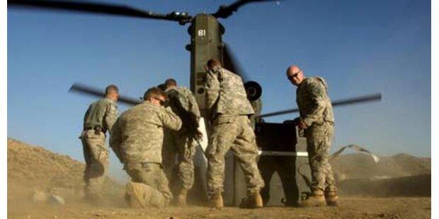 US-Truppen starten Groß-Offensive