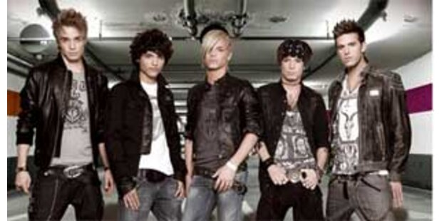 Albtraum Boygroup: US5-Sänger erleidet Breakdown