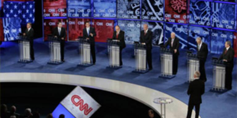 Hitzige Debatte im US-Wahlkampf auf YouTube