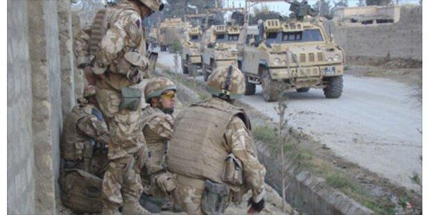 US-Soldaten töten afghanische Kameraden
