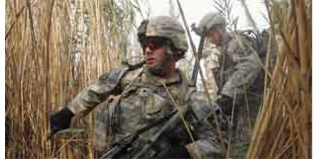 Zwei US-Militärs von irakischen Soldaten getötet