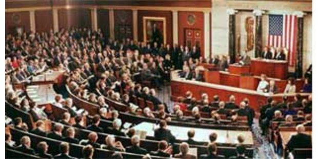 US-Kongress distanziert sich von Bush