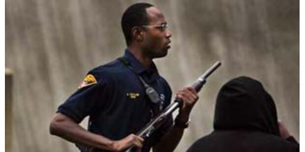 Vier Tote bei Amoklauf in Mississippi