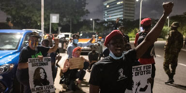 USA: Erneute Proteste nach Schüssen auf Schwarzen